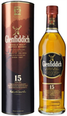 Glenfiddich Scotch Single Malt 15 Year Old